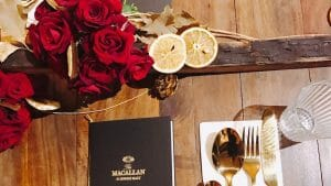 Read more about the article Macallan Classic Cut Whisky Master Dinner – Peacock Bistro