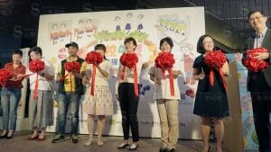 Read more about the article 學校午餐時光機影像展